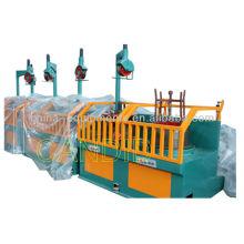 ماكينات سحب أسلاك الفولاذ الكربوني السامي