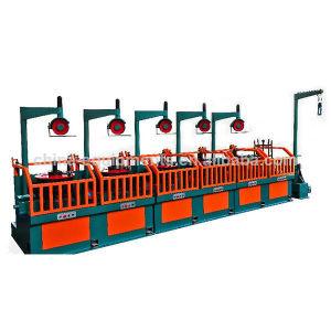 Fil d'acier de carbone dessin machine