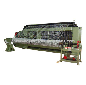 rapide machine gabion