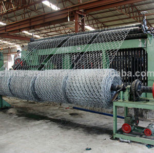 chine machine gabion