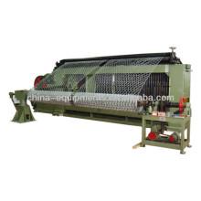 máquina de gaviones de la línea