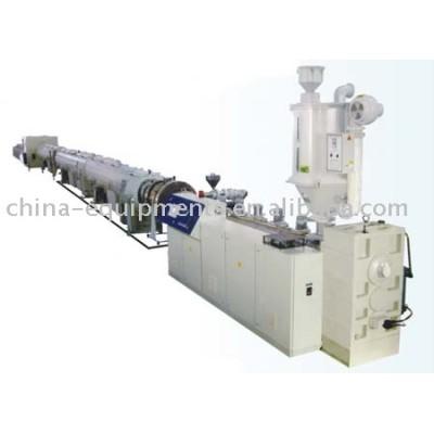 Large Size PE Pipe Production Machine