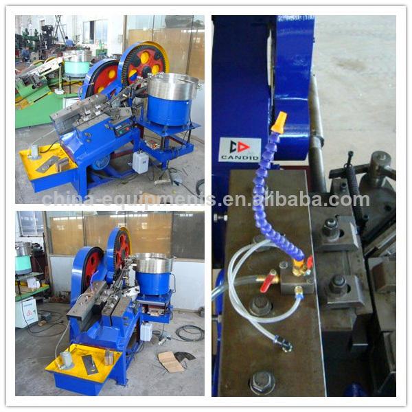Multi- estación de alto- velocidad automático de la máquina del tornillo