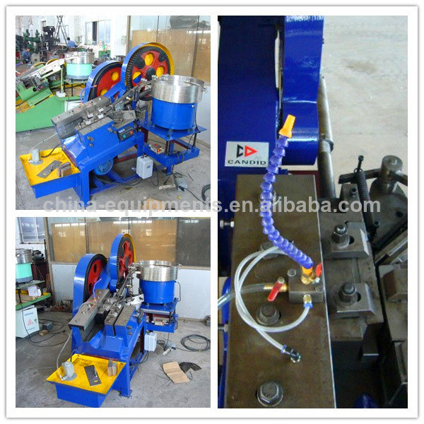 vis thread rolling machine