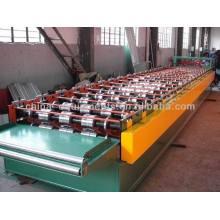 el panel corrugado que hace las máquinas