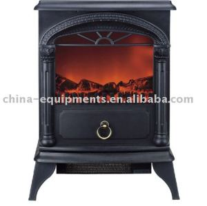 Insertion électrique de cheminée