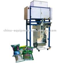 sal de aperitivos de café de azúcar automático de pesaje y embalaje de la máquina