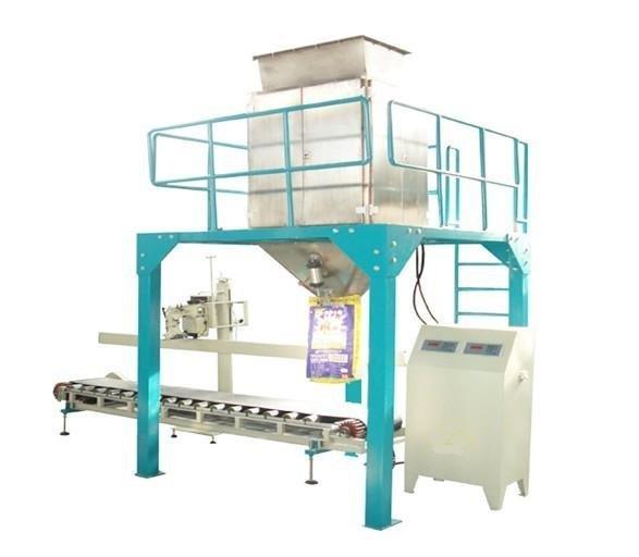 granule d'engrais, souffles, le pesage automatique lâche et machine de conditionnement