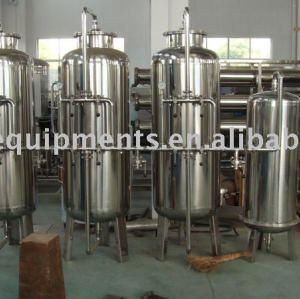 équipement de traitement de l'eau