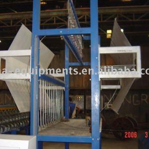 machine de soudure en métal
