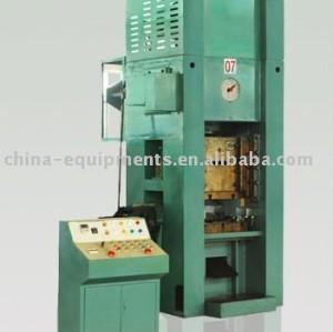 Chaîne faisant la machine ( poinçonneuse plaque )