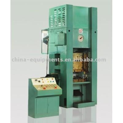 De la cadena que hace la máquina ( placa de perforación de la máquina )