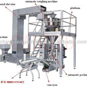 Automatique machine d'emballage à ongles