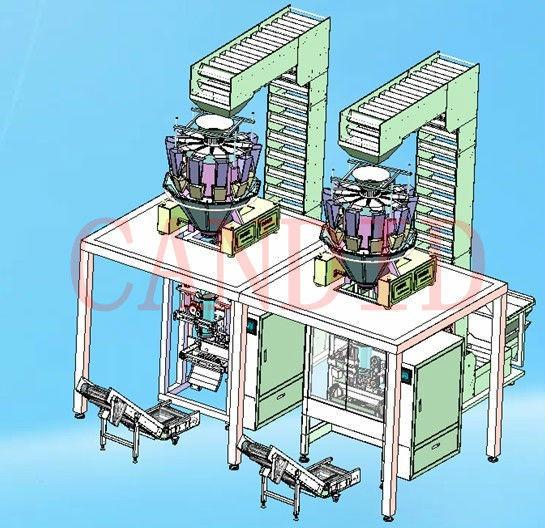 nail auto máquina de embalagem