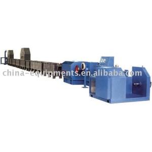 Machine d'enduit de cuivre/galvanzing ligne