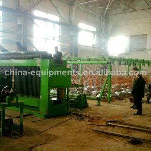 heavy duty malla de alambre hexagonal de la máquina