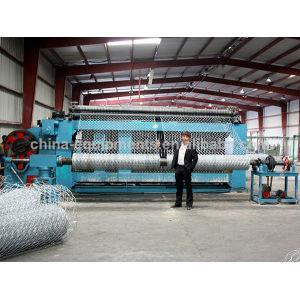 fabrication de fil hexagonale machine