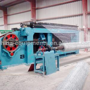 alambre hexagonal máquinas de tejer