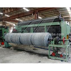 alambre hexagonal de la máquina de tejer