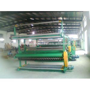 machine d'enduit de PVC de tissu de polyester