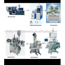 Candid automatic PET Bottle Blowing Production Line