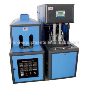Semi- automatico de botellas de pet que hace la máquina