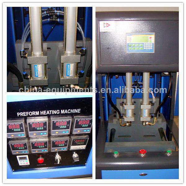 Pierres- automatique de bouteilles en pet faisant la machine