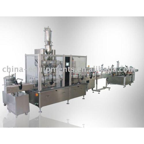 machine de remplissage de bouteilles d'ANIMAL FAMILIER de poudre de poivre