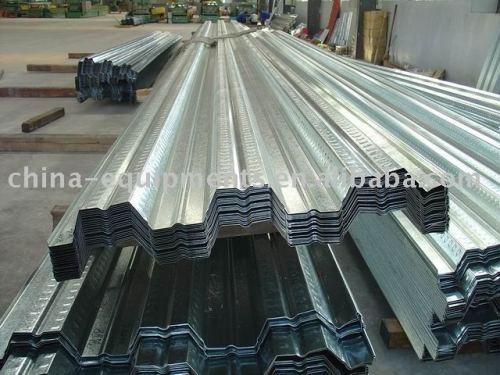 material para techos del azulejo que hace la máquina