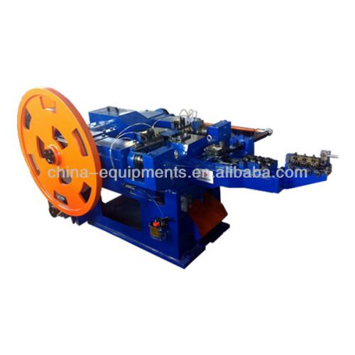 material para techos del clavo de la máquina