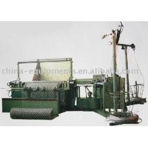 Machine de fabrication de barrière de maillon de chaîne
