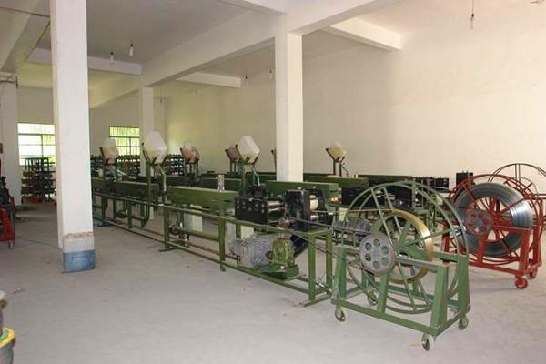 Chain Nail Making Machine Manufacturer