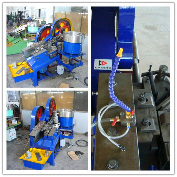nut bolt manufacturing machine