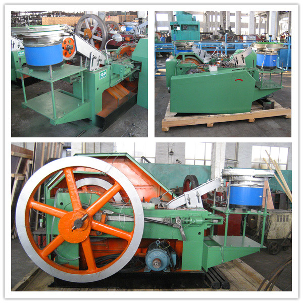 self-drilling screw machine