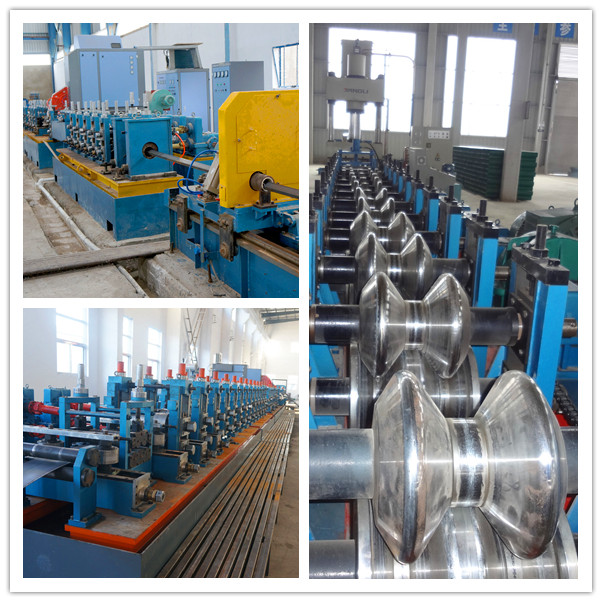 Automatic Tube Mill Production Line