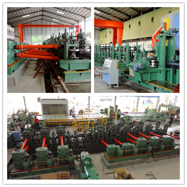 Square Tube Mill Production Line