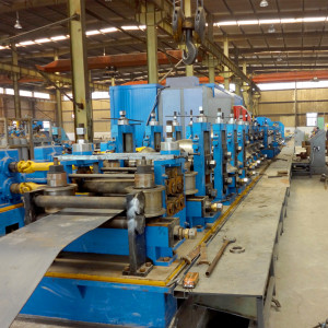 Candid Steel Tube Making Machine