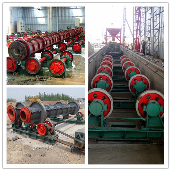 Concrete Pole Manufacturing Plant