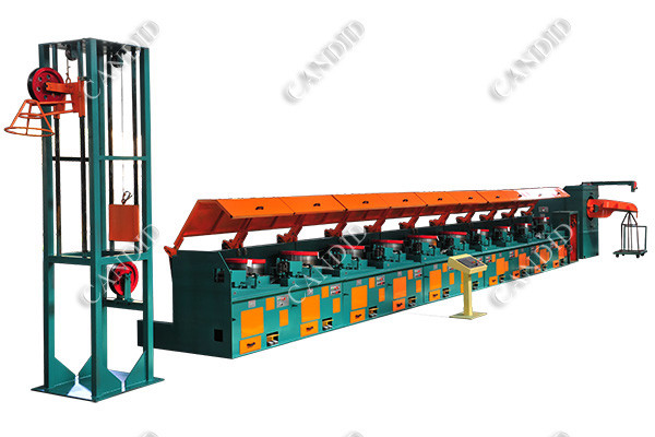high carbon steel wire drawing machine