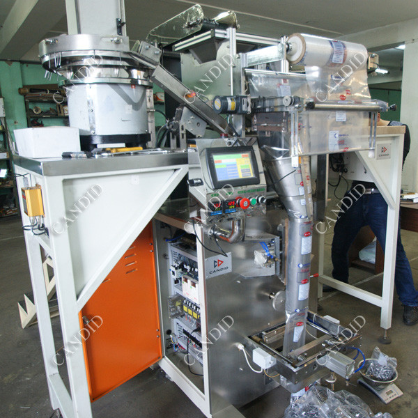 automatic wire nail packing machine