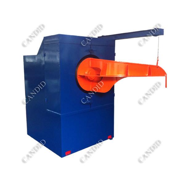 Wire discharging Machine