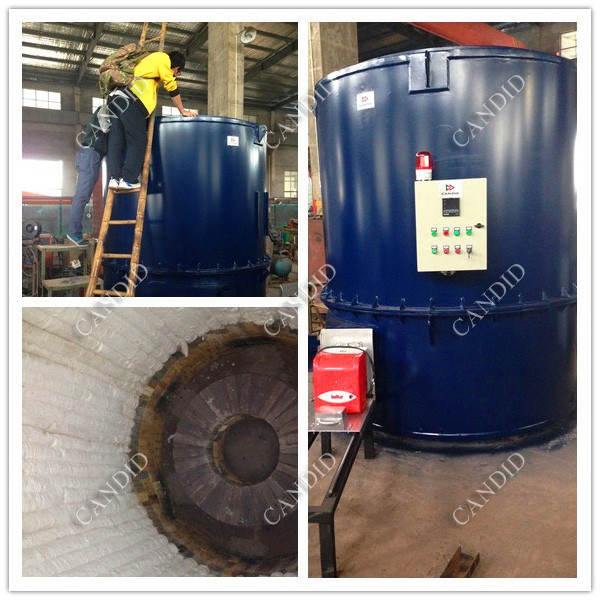 Electric Annealing Furnace