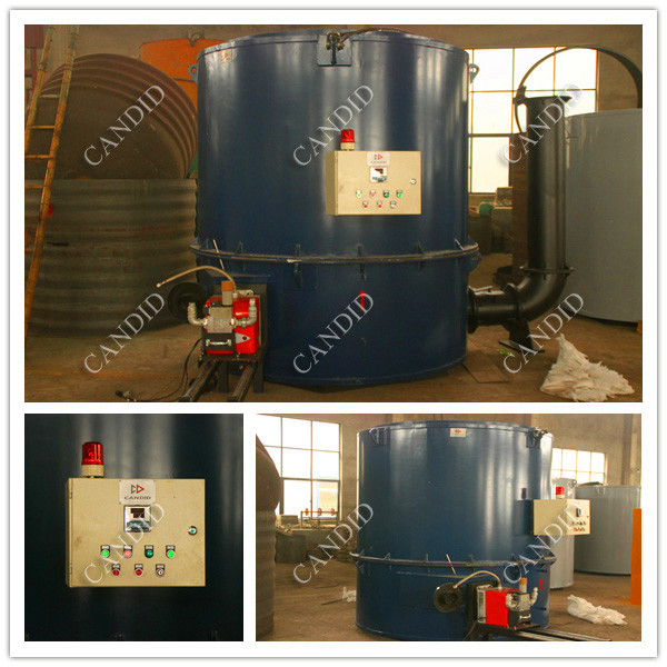 LPG annealing furnace