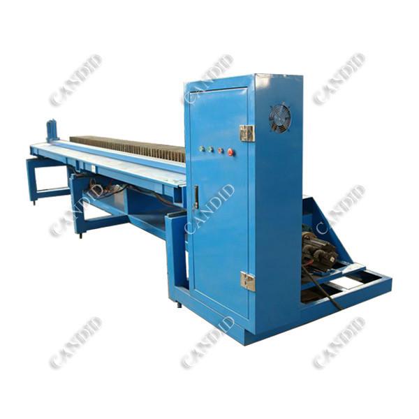 gabion side bordering machine
