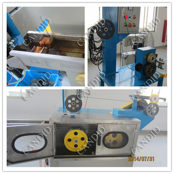 automatic cable manufacturing equipment