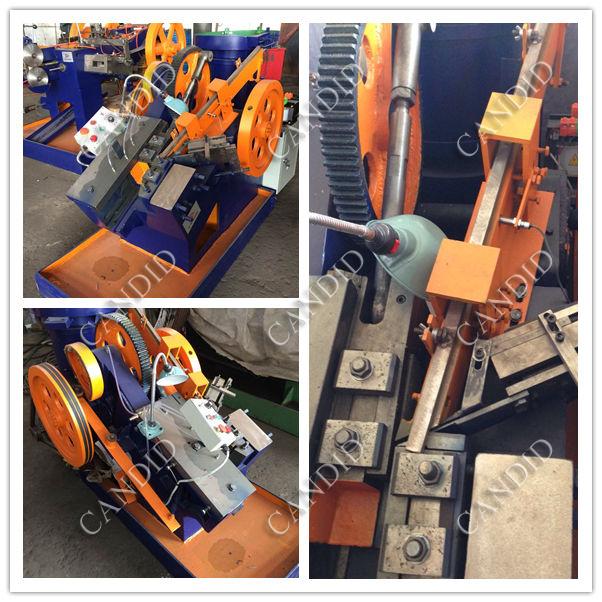 Customized Screw Making Machine