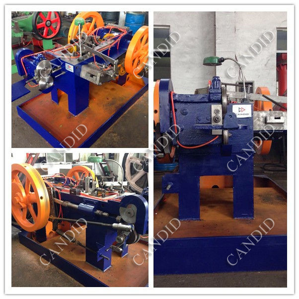 nut screw making machine with CE Certificate