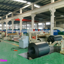 Candid Automatic Flat Bars Production Line