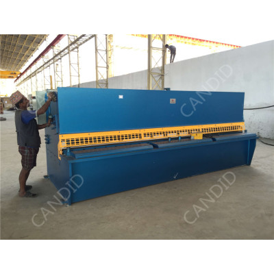 Candid Gabion Netting Sheet Cutting Machine