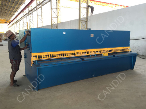 Candid Gabion Netting Sheet Cutting Machine